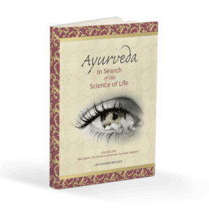 In Search Of The Science Of Life Book - Ayurvedic Teaching