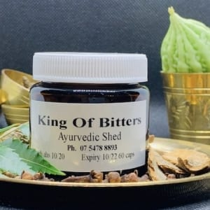 King of Bitters Capsules -