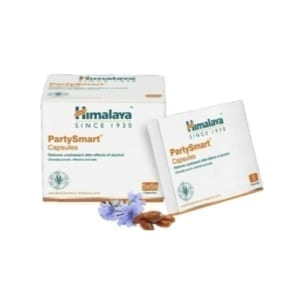 Party Smart Capsules - Reduce Hangovers